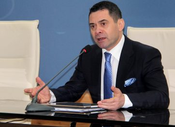 Arben Ahmetaj Konference