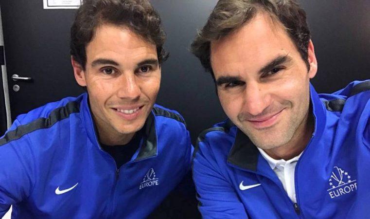 Federer E Nadal Nj Z Ri Dit E Paharrueshme Realizuam Nj Nd Rr Ts 24 09 17 9807929678