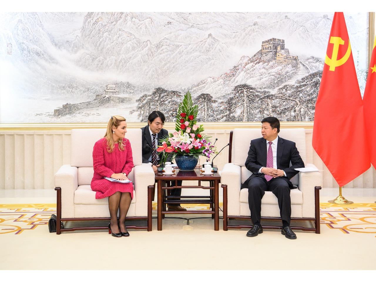 Kryemadhi Me Ministrin Kinez (3)