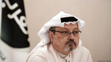 Gazetari Saudit