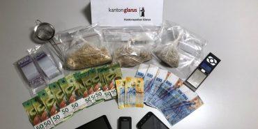 Heroin Und Bargeld Sichergestellt (1)