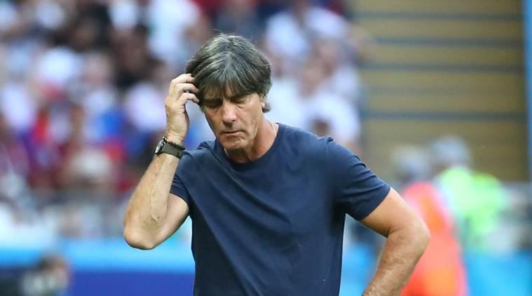 World Cup Group F South Korea Vs Germany