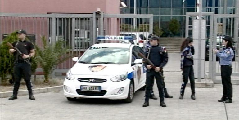 Policia Krimet E Renda