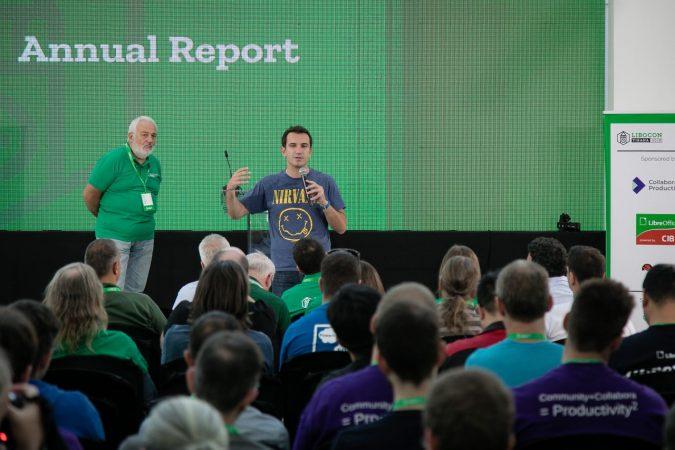 Thumbnail Veliaj Ne Konferencen Ndërkombëtare Vjetore Te Platformës Teknologjike Open Source 'libreoffice' (1)
