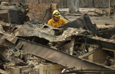 ++ California: Incendi; 31 I Morti E 228 I Dispersi ++