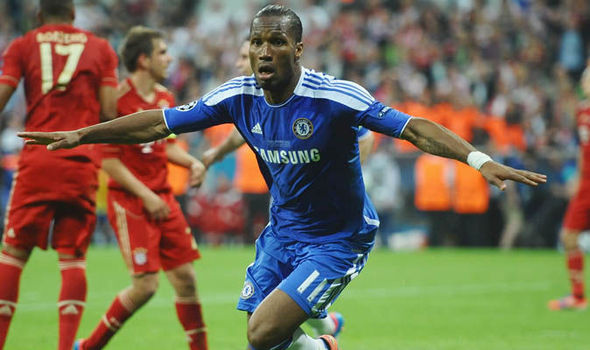 Didier Drogba Chelsea 791773