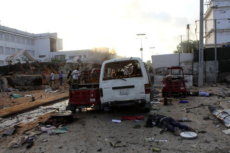 At Least 10 Killed In Mogadishu Explosion
