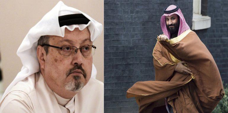 Gazetari, Princi Saudit