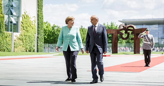 Merkel Mustafa