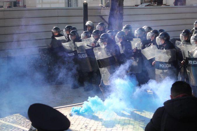 Protesta Tek Parlamenti Tym (4)