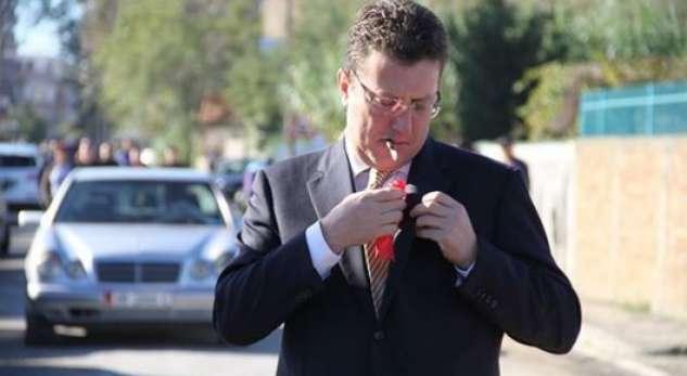 Sokol Olldashi Cigare