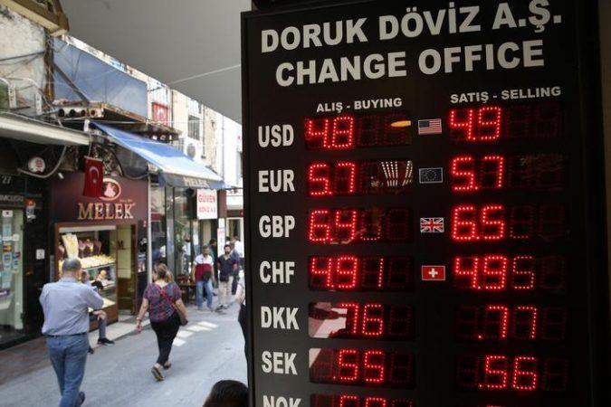 La Lira Turca In Picchiata, Erdogan Trema A Un Mese Dal Voto