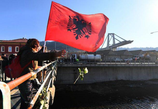 Ponte Genova: 4 Mesi Fa Crollo, Cerimonia Ricordo Al Viadotto