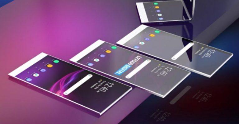 Sony Brevetta Un Display Trasparente E Arrotolabile 780x405 768x399
