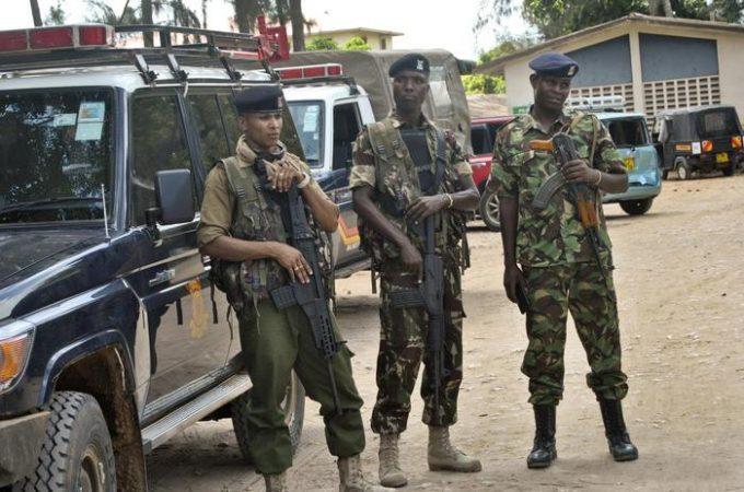 Kenya Italian Kidnapped