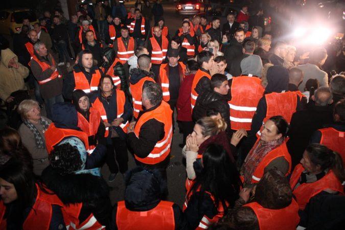 Protesta 3 Dhjetor 14