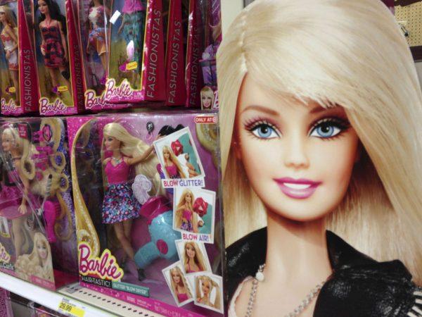 Skynews Barbie Mattel Doll 4448407