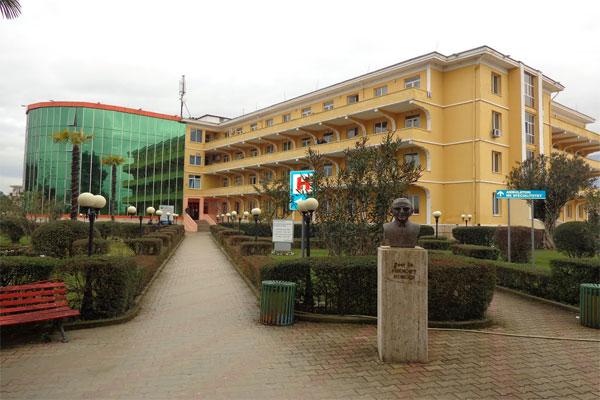 224 Spitalit Shefqet Ndroqi Qender Spitalore Sanatoriumi Tirane