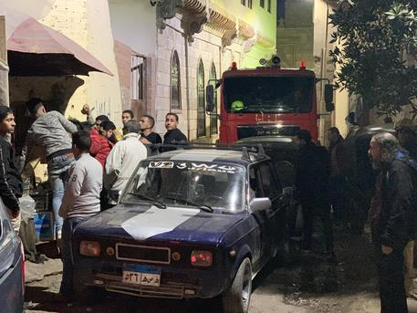 At Least Three Dead In Apparent Suicide Attack In Cairo