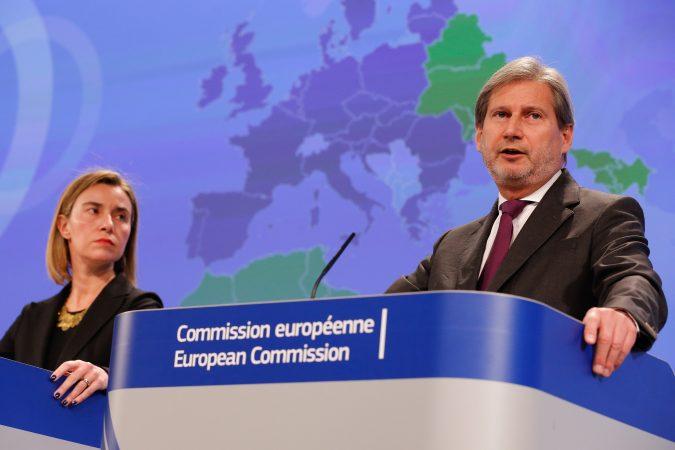 Eu Commission On European Neighbourhood Policy