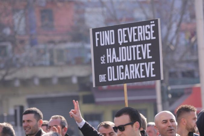 Proteste Opozita (5)