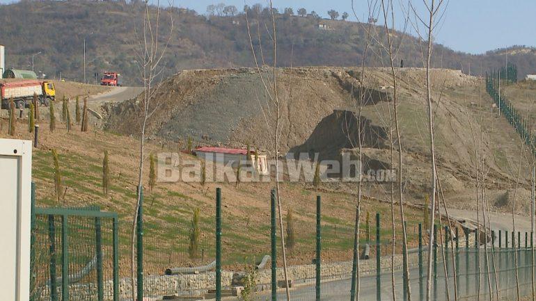 Landfilli I Sharres