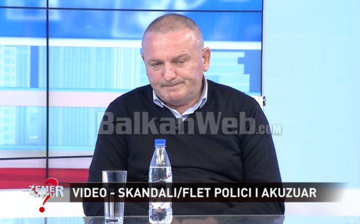 Me Zemer Te Hapur Polici I Video Skandalit Berhami