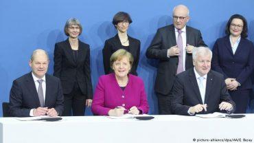 Gjermani Koalicioni