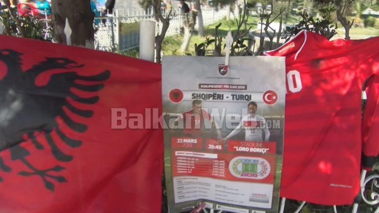 Ndeshja Shqiperi Turqi