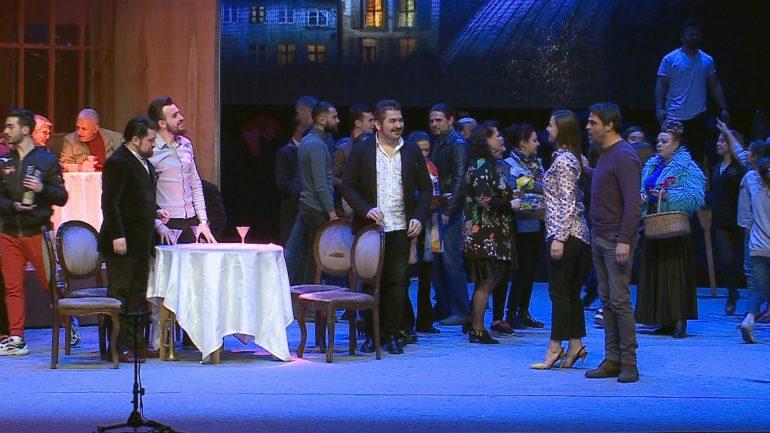 Opera La Boheme