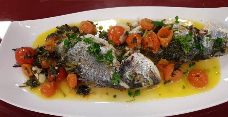 Peshk I Aromatizuar