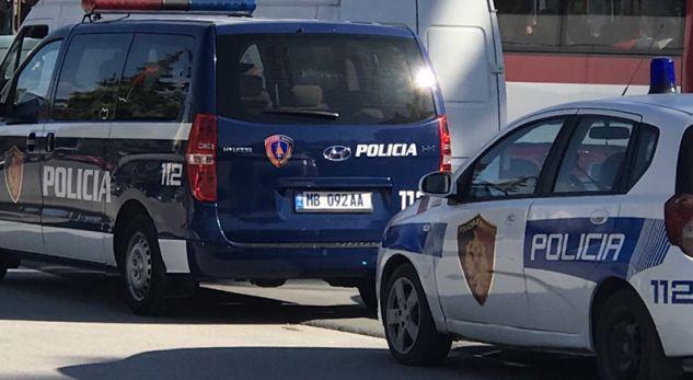 Policia Rruge