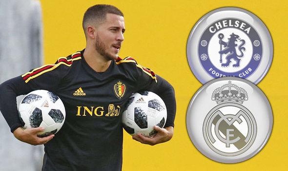 Chelsea Transfer News Eden Hazard Real Madrid 975842