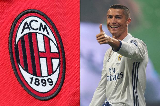 Ronaldo Ac Milan 1022769