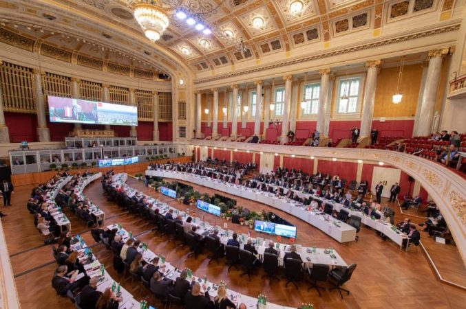 Konferenca E Parlamenteve Te Be