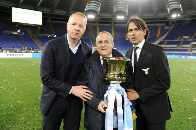 Derby Primavera, La Lazio Alza La Coppa Italia