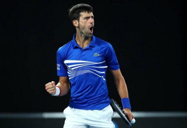 Novak Djokovic The Scar Of The War Will Stay With Me Forever