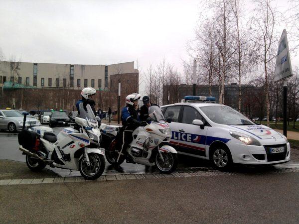 Policia France