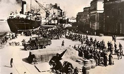 Pushtimi I Shqiperise 1933