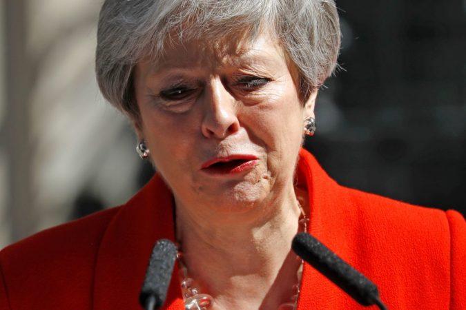 Topshot Britain Politics Eu Brexit
