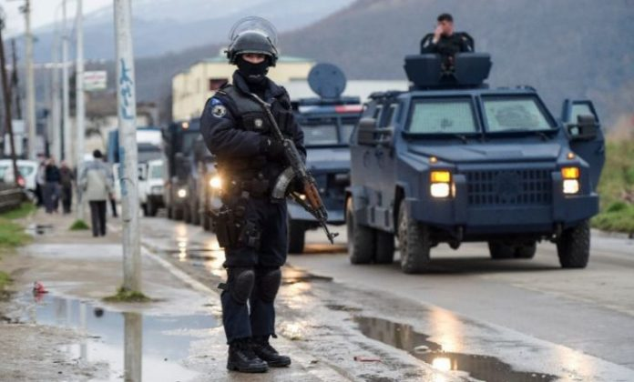 Policia Kosoves2