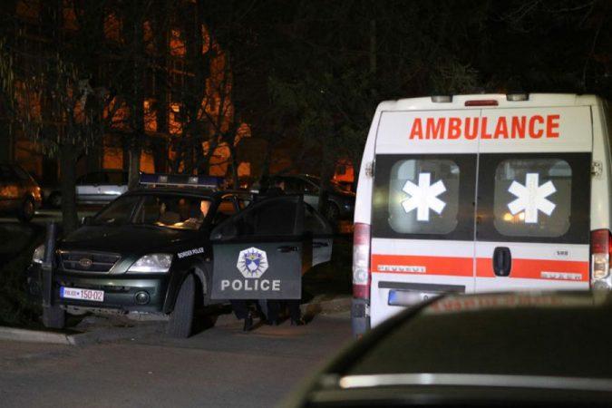 Auto Policia E Kosoves Ambulanca Rast1488877288