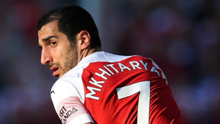 Henrikh Mkhitaryan Arsenal 2018 19 16dczlp9dw8vc1ngcd0tceells