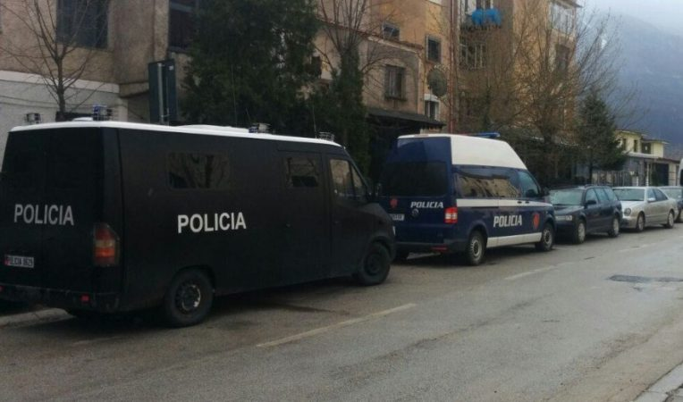 Policia Kukes