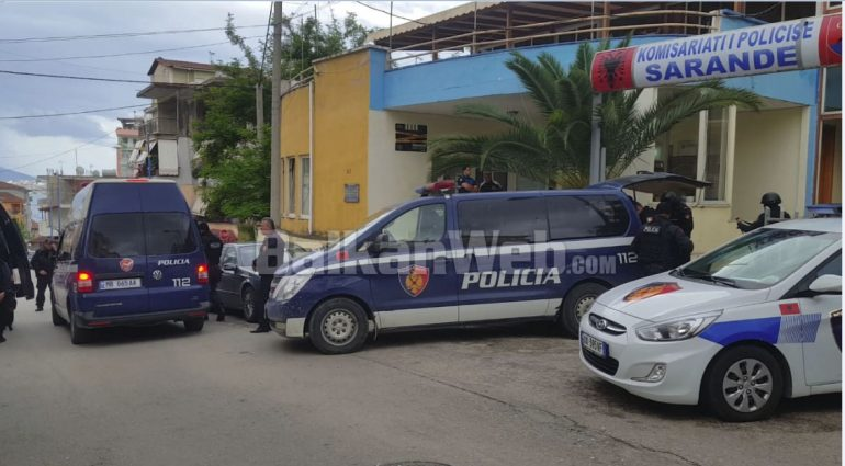 Sarande Aksioni Policise