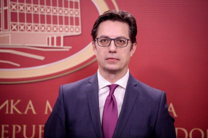 Stevo Pendarovski 220419