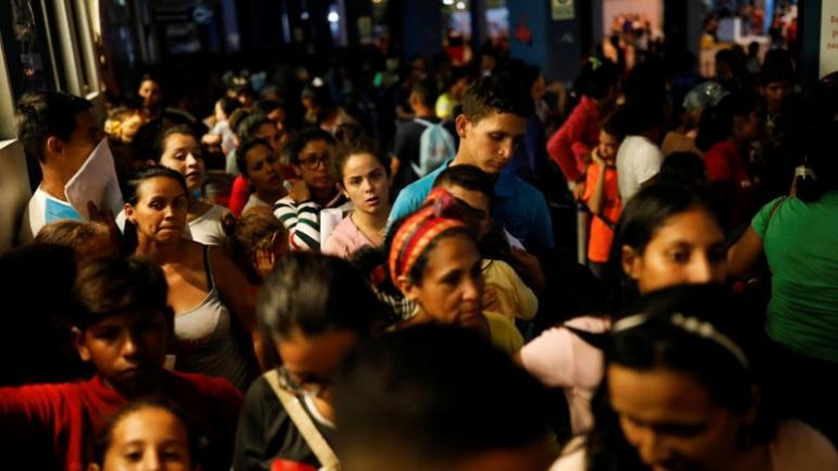 773x435 Number Of Venezuelan Migrants Could Double To 8 Million Oas