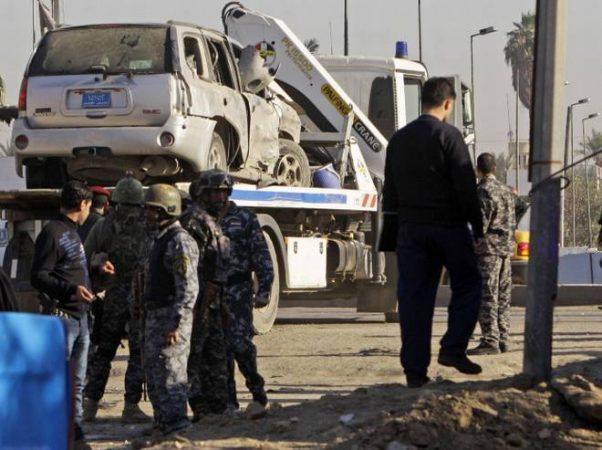 Albert Iraq Violence