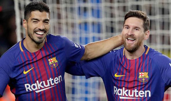 Barcelona News Lionel Messi Luis Suarez 907102