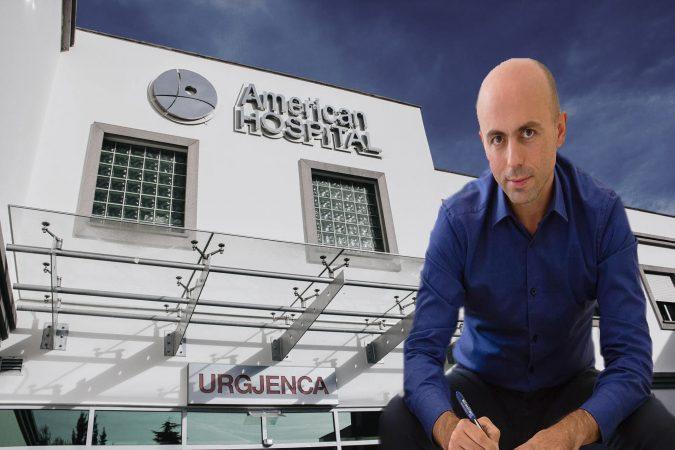 Spitali Amerikan Klodian Allajbeu 2